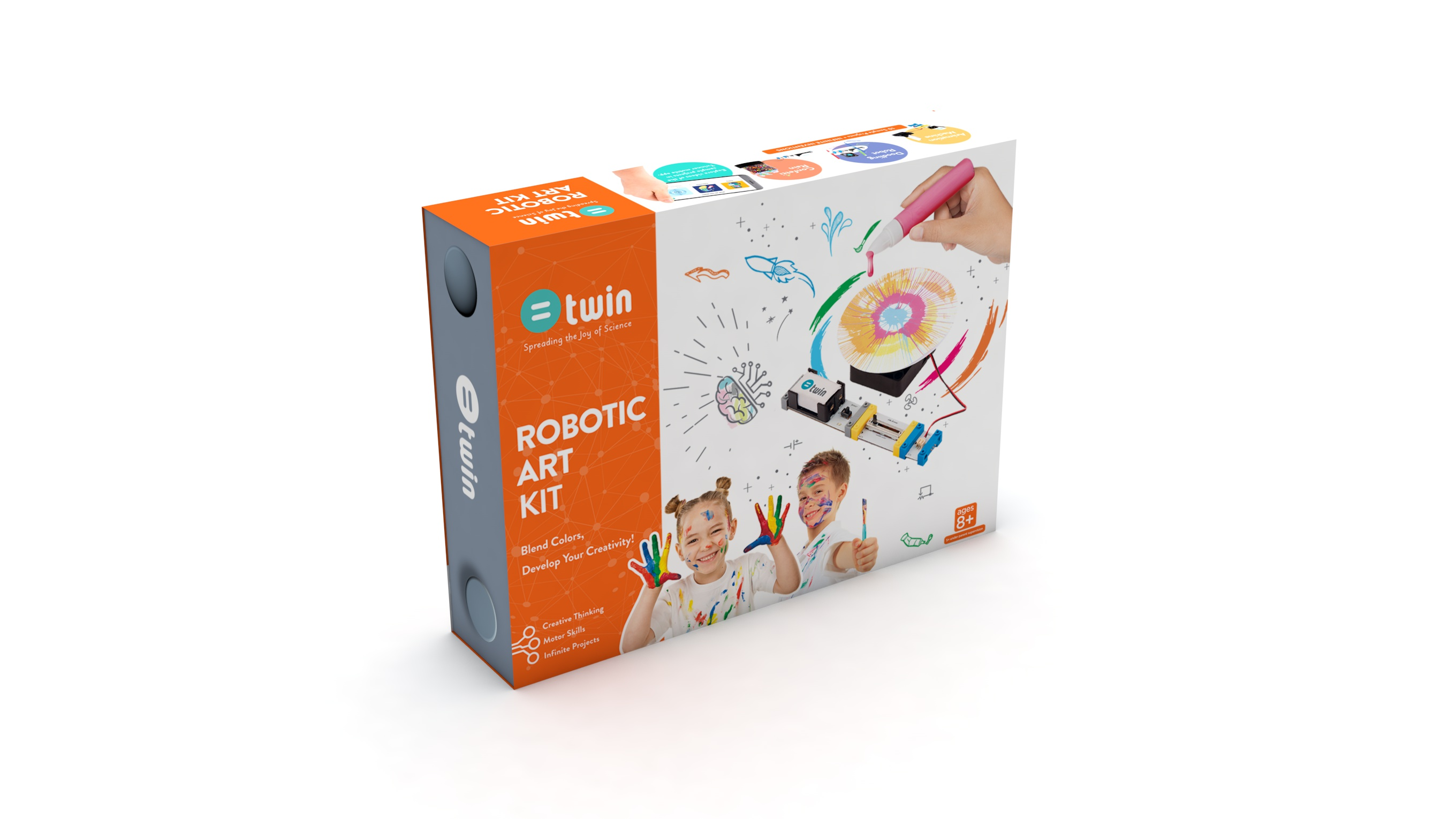 Twin Science Robotic Art Kit