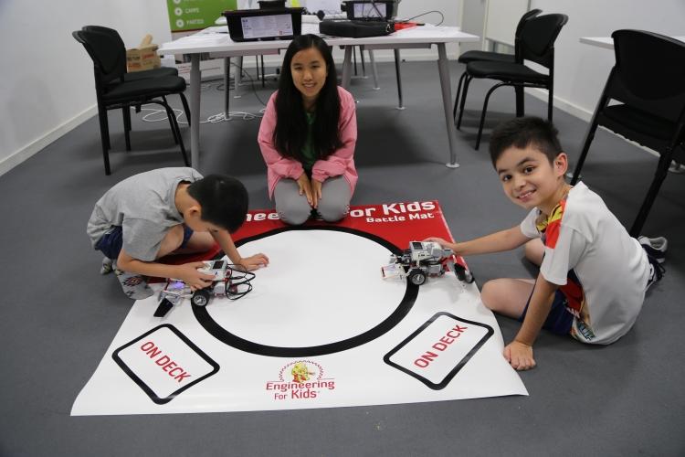 2020 Tokyo Robotics Olympics