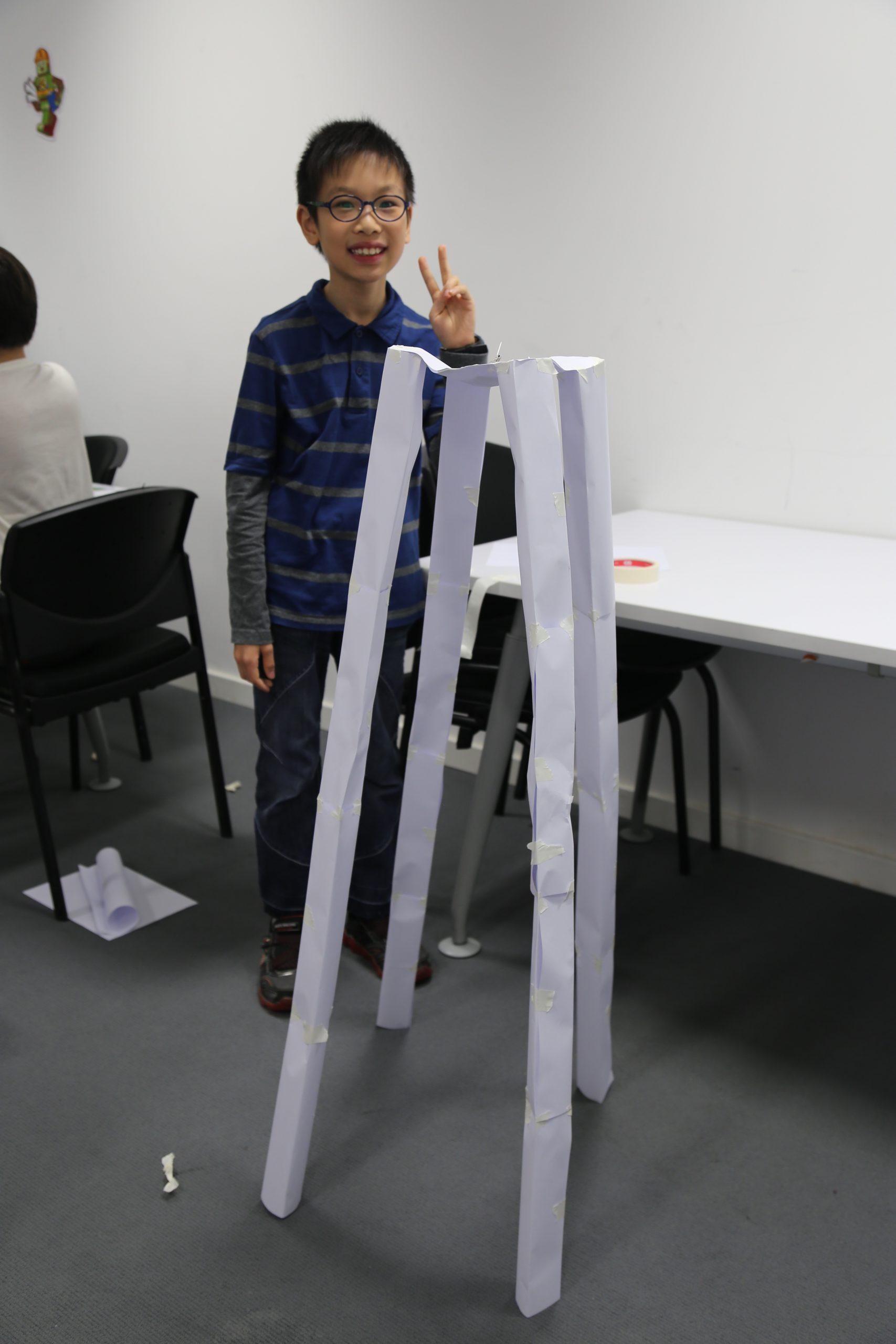 A-Civil Foundation-design-load-creative-excting-paper